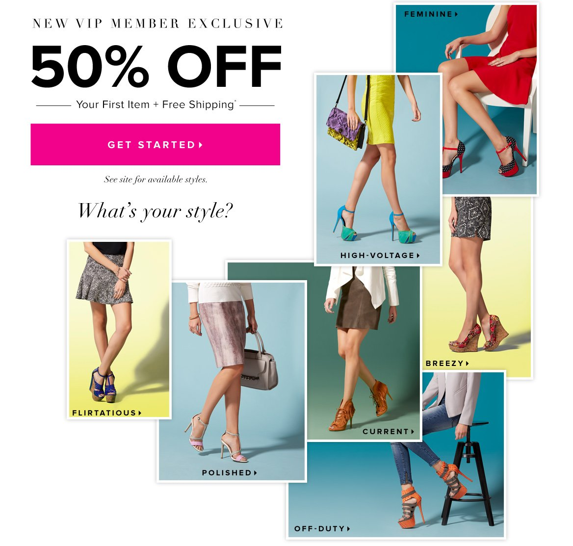 Shoedazzle 50 First Pair Plus Free Shipping Ms Couponista Real People Extreme Couponing