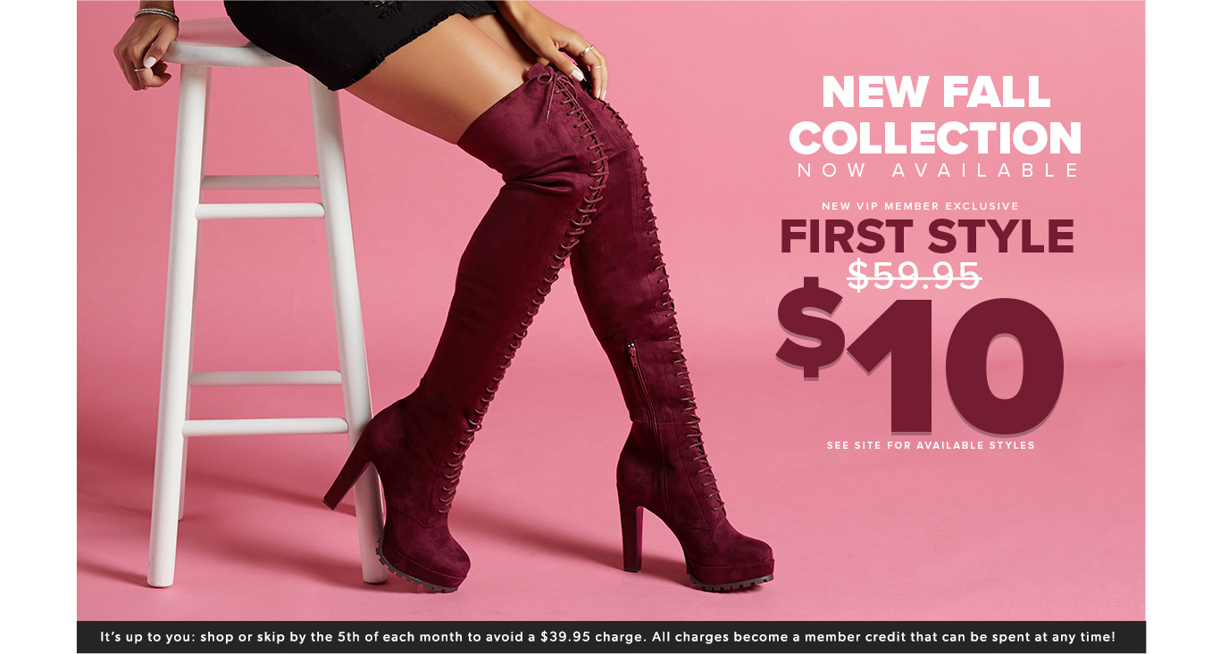 ShoeDazzle: Get Your First Sty...