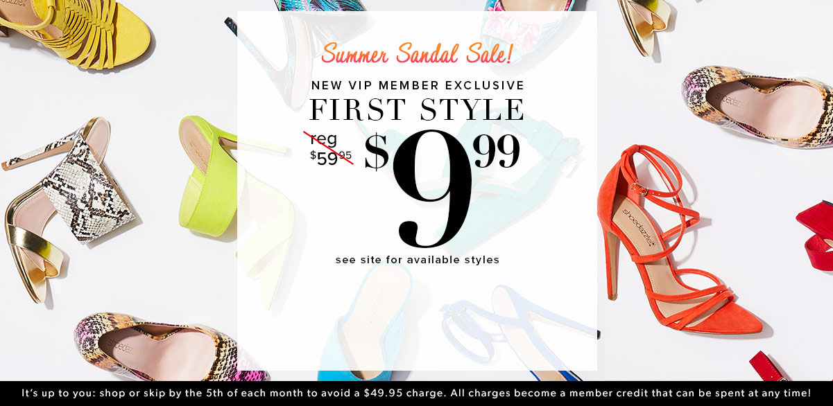 Style ShoesBagsamp; 1st Clothes Online For10Shoedazzle Women's E9H2IWD