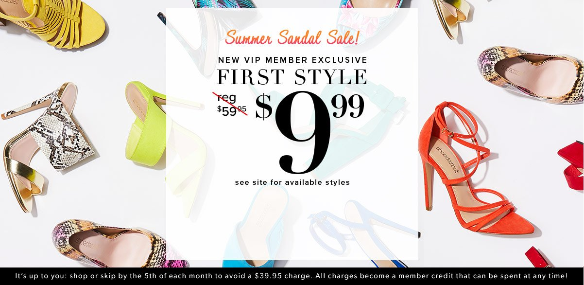 992ee73d679 Women's Shoes, Bags & Clothes Online - 1st Style for $10! | ShoeDazzle