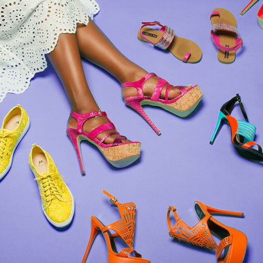 Shoes online. Online shoe shopping sites